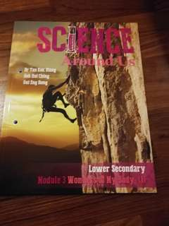 Lower Secondary Science Around Us Module 3 Wonders of My Body