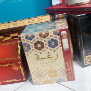 Raghba Lattafa Perfume Oud