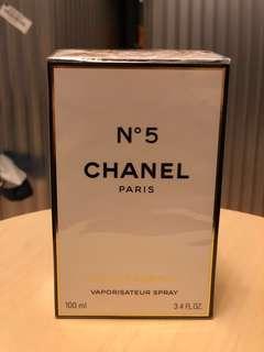 Chanel N5 香水