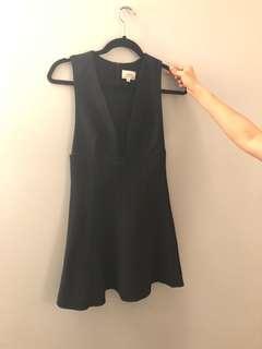 Aritzia little black dress