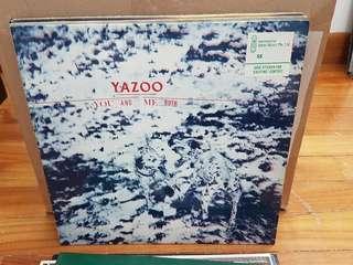 Yazoo You And Be Both Vinyl LP Original Pressing Rare