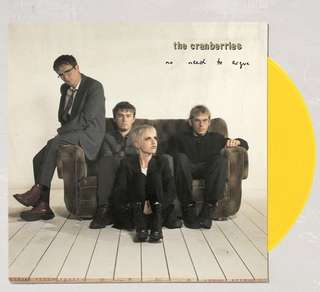 The Cranberries - No Need To Argue Limited GOLD Colored LP