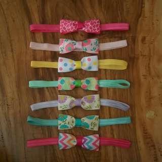 Headbands for babies