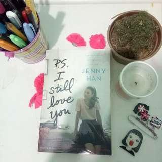 P.S I still love you -by Jenny Han