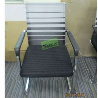 VC-B66 VISITORS CHAIRS SLED TYPE_Office Partition Furniture