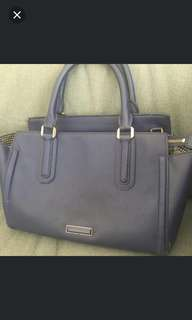 [PRELOVED] Blue charles and keith bag