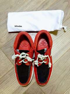 Visvim Hockney mki-folk WMN US6