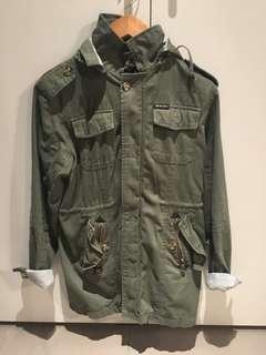 Academy Brand Military jacket