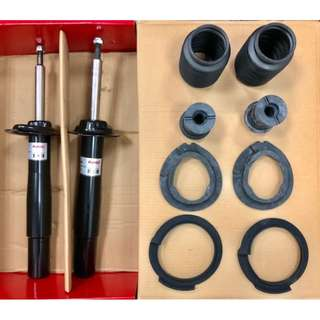 BMW E60 / E90 Shock Absorber Set with Mounting/ Stopper/ Dustcover/ Spring Pad (Front & Rear 4 pcs) Promotion