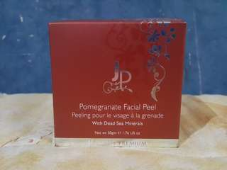 Jericho Pomegranate Facial Peel