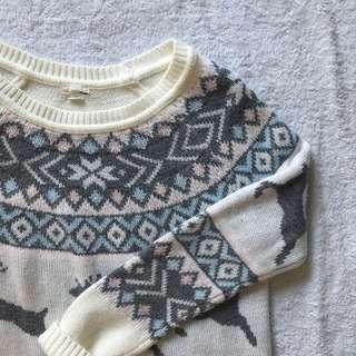 Garage Christmas Sweater