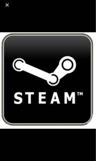 香港Steam遊戲代購 一律HKD*95折