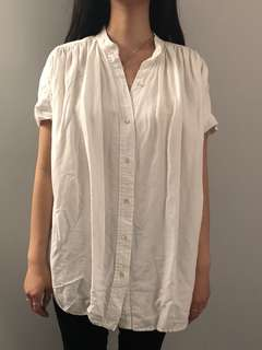 Aritzia button up blouse