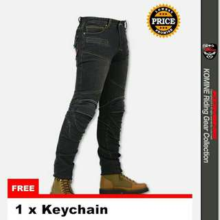 Seluar jeans komine