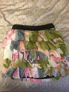Twelve by twelve Los Angeles skirt