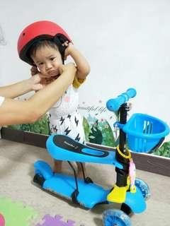 toddler/kid helmet