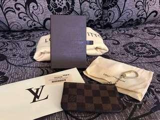Authentic Louis Vuitton Coin Purse Cles