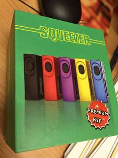 Squeezer Squonk Kit Vape