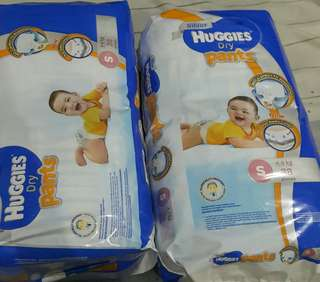 Huggies diaper Silver
