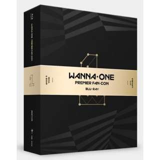 Wanna One Premier Fan Con Bluray + Photobook + Polaroid Set + Poster