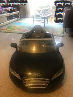 Audi R8 Spider Ride On Kids - Electric Car
