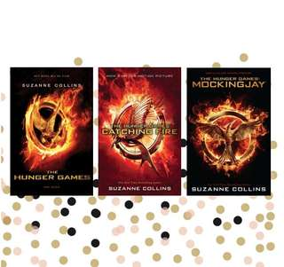 Hunger Games Series (EPUB)