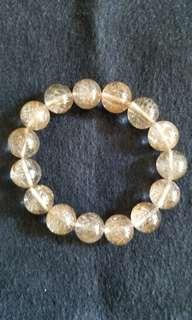 金髮晶 水晶 crystal