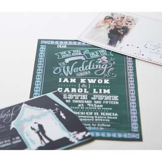 Wedding Cards & Card Printing Services
