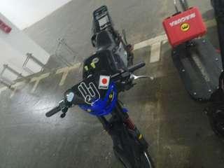 96v mini bike