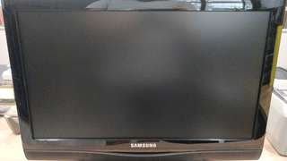 Preowned Samsung 22inch TV