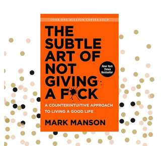 The Subtle Art of Not Giving A F*ck (EPUB)