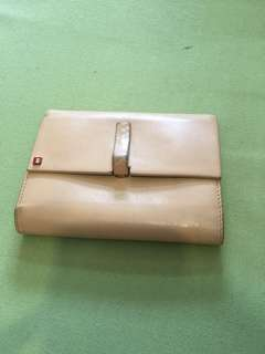 Bally authentic wallet