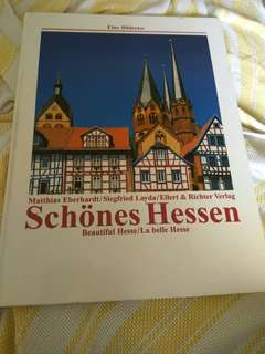 German Book. Schonez Hessen