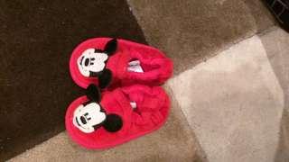 Euc Mickey mouse shoes