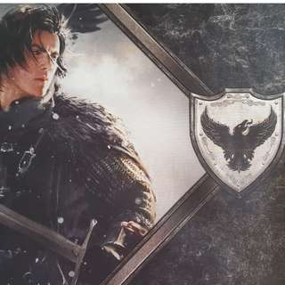 A Game of Thrones 2.0 Playmat : The Lord Commander