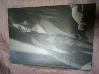 YoonA photobook original from Korea