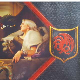 A Game of Thrones 2.0 Playmat : The Mother of Dragons
