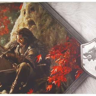 A Game of Thrones 2.0 Playmat : The Warden of the North