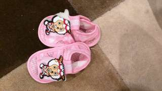New baby clothe sandals