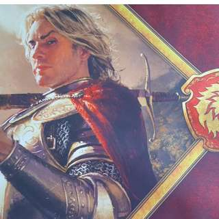 A Game of Thrones 2.0 Playmat : The Kingslayer