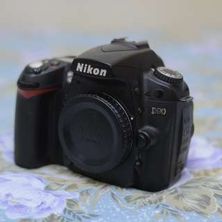 Used Nikon D90 for sale