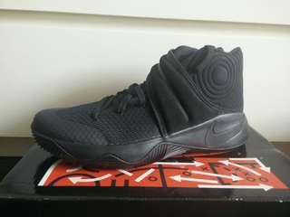 Brand New Kyrie 2 Triple Black Size 10.5