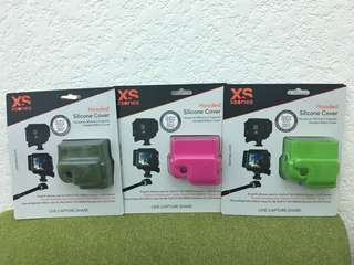 Hooded Silicone Cover for GoPro
