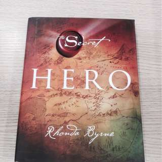 The Secret Series by Rhonda Byrne (Hero) Hard Cover