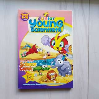 Junior Young Scientists Box Set (Issue 6 - 10)