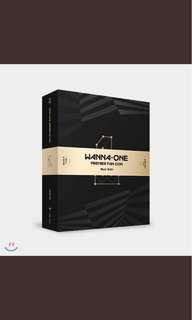 Wanna One PREMIER FA CON DVD & BLURAY