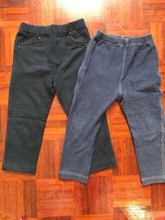 UNIQLO size90 leggings set