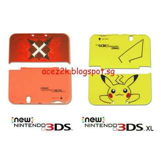 "[BNIB] ""new"" 3DS XL/LL Limited Edition PC Hard Cover Casing (Brand New Boxed)"