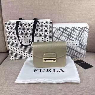 Authentic Furla Metropolis women's bag