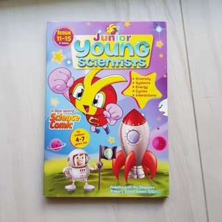 Junior Young Scientists Box Set (Issue 11 - 15)